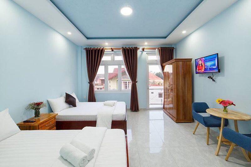 Bùi Thị Xuân Villa Đà Lạt