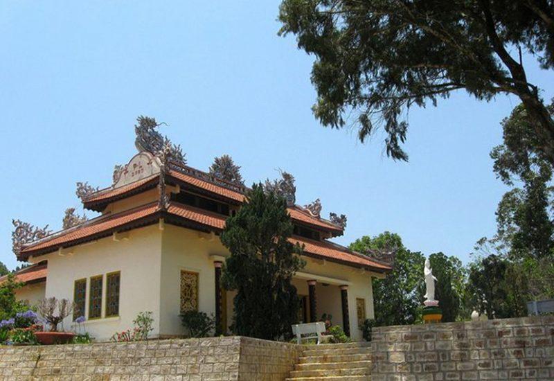chùa lớn ở đà lạt
