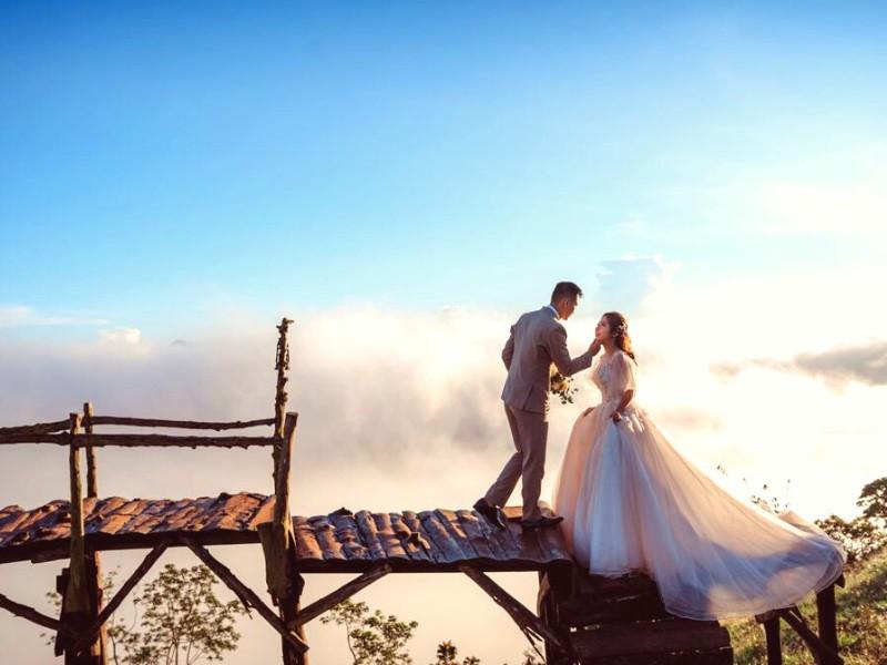 Địa chỉ Studio chụp ảnh cưới ở Đà Lạt