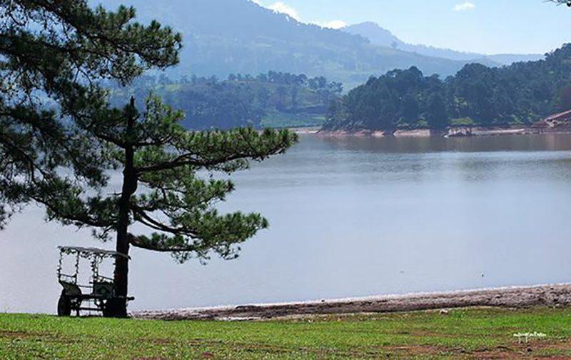 hồ dankia suối vàng