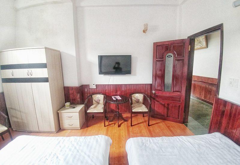 Tâm An Villa Đà Lạt đẹp và sang trọng