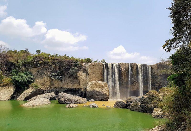 khu du lịch thác bảo đại hồ tuyền lâm