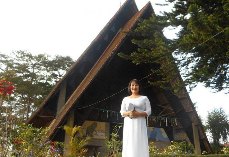 nhà thờ cam ly đà lạt