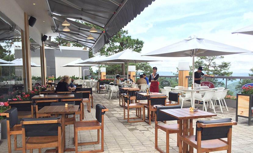 cafe view đẹp tại Đà Lạt