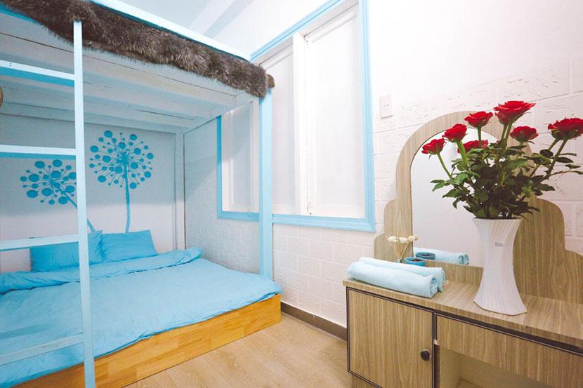 Thời gian house homestay Đà Lạt view đẹp