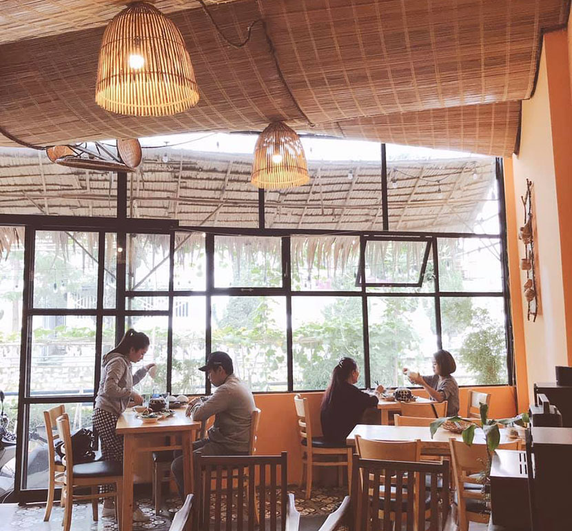 Món ăn gia đình ngon tại Đà Lạt
