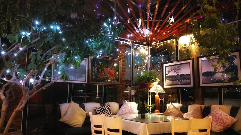 Quán cafe nhạc Trịnh tại Đà Lạt