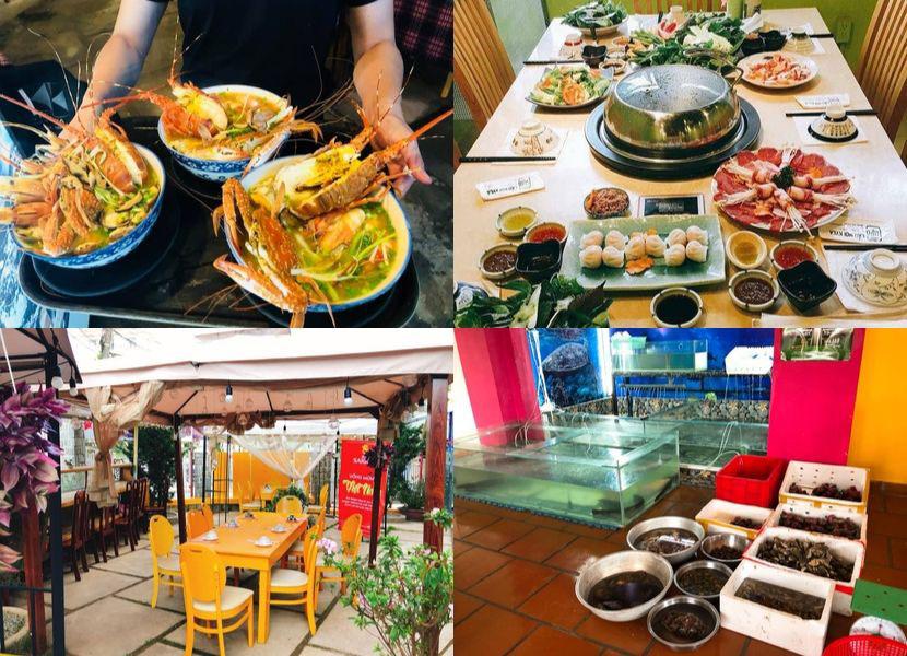 Nhà hàng hải sản Kyla Đà Lạt