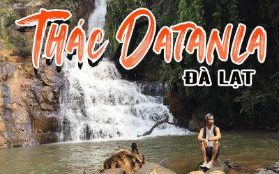 Tour thác Datanla