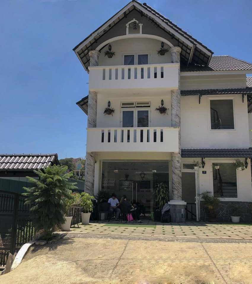 Giá villa Hàn Thuyên Đà Lạt