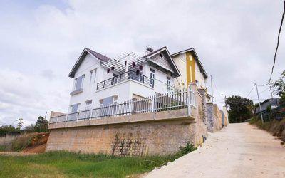 Villa Trần Quang Khải Đà Lạt