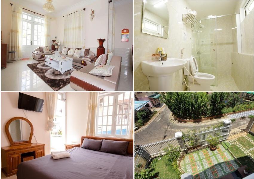 Hình ảnh villa Triệu Việt Vương ở Đà Lạt