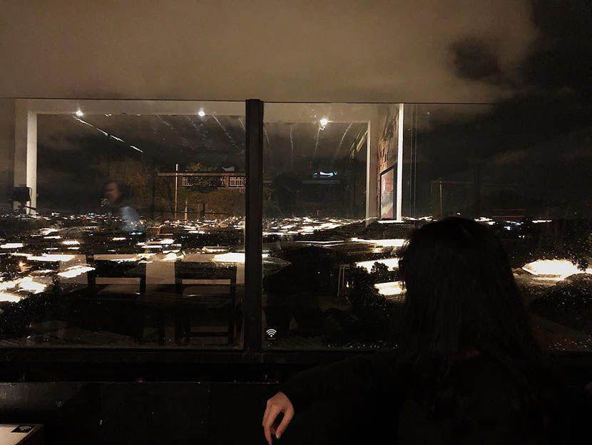 Săn mây tại Panorama Cafe