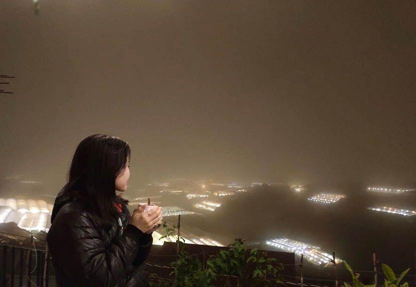 Săn mây tại Hai Ả Coffee & Homestay