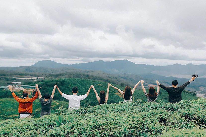 Địa điểm săn mây đẹp ở Đà Lạt