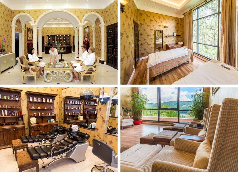 khu nghỉ dưỡng edensee lake resort & spa đà lạt