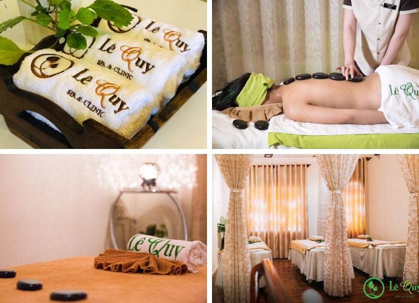 review spa đà lạt