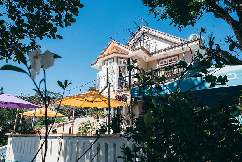 Nhà Của Khôi Homestay Villa Đà Lạt đẹp