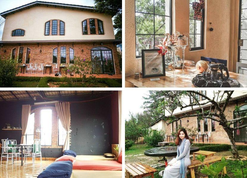 Nhà của Nẵng, một homestay Đà Lạt dành cho nhóm bạn