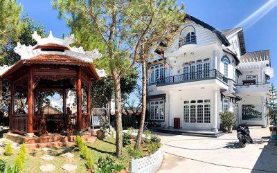 Villa Trần Đại Nghĩa đẹp ở Đà Lạt