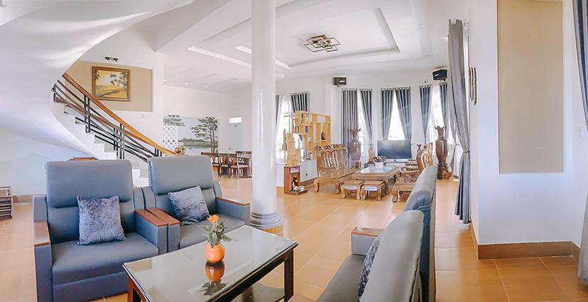 Villa Trần Đại Nghĩa Đà Lạt gần chợ