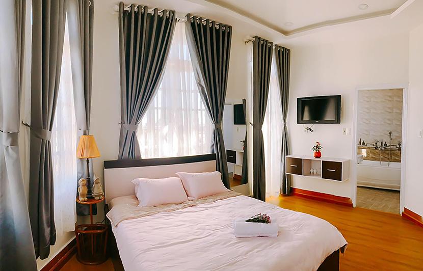 Villa Trần Đại Nghĩa Đà Lạt giá rẻ