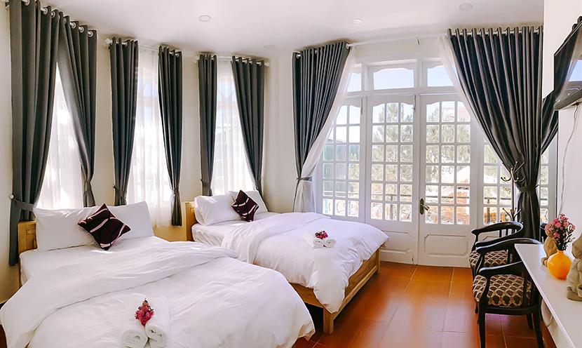 Thuê villa nguyên căn Trần Đại Nghĩa ở Đà Lạt