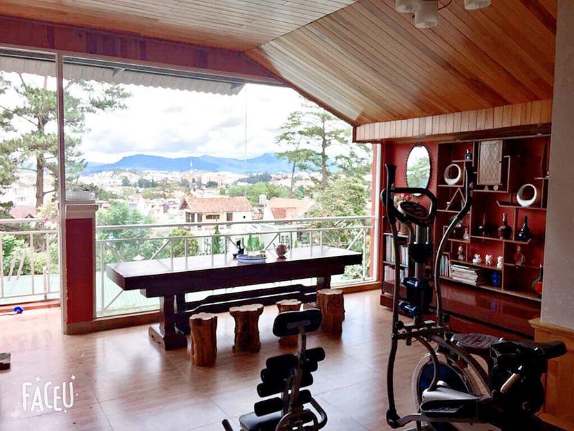 Villa Viết Xuân đẹp ở Đà Lạt