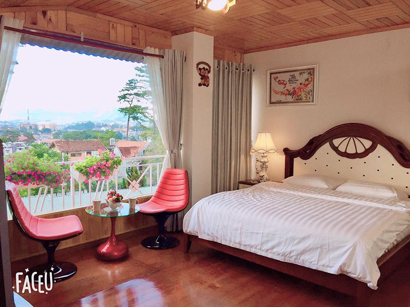 Villa Viết Xuân giá rẻ Đà Lạt