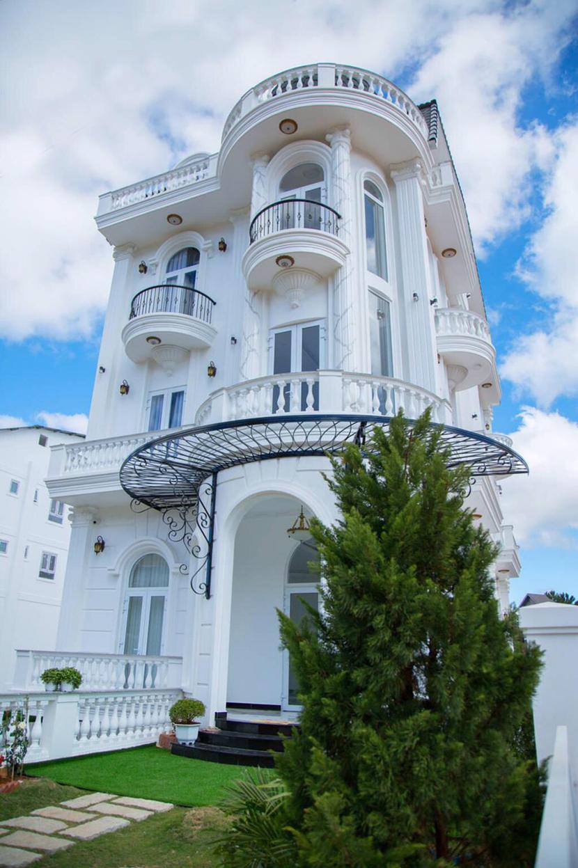 White Eden Villa đẹp ở Đà Lạt