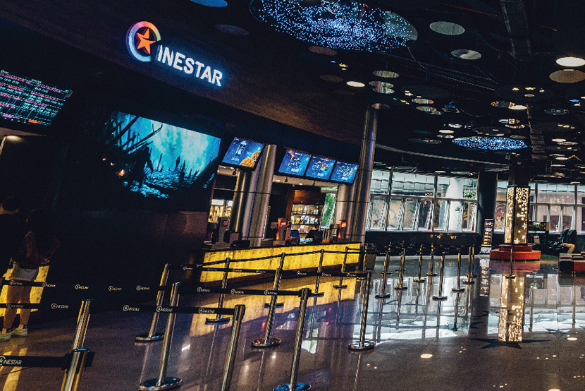 Đặt vé phim tại Cinestar Đà Lạt