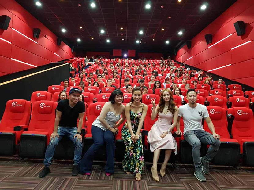 Lịch chiếu phim rạp Cinestar Đà Lạt hôm nay