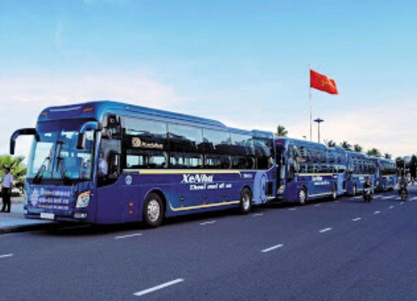 Buses from Dalat to Nha Trang