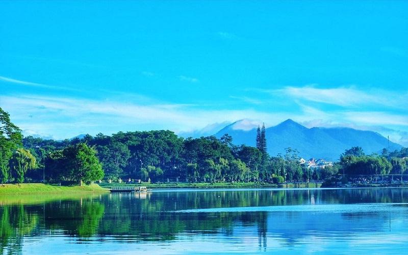 Bạn hãy cùng khám phá top 8 hồ ở Đà Lạt mùa này