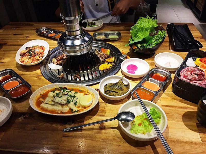 Những quán ăn Hàn Quốc Đà Lạt ngon