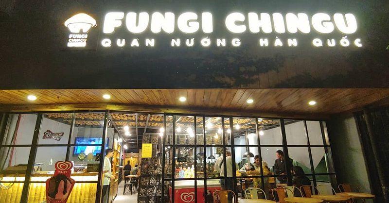 Fungi Chingu một đại chỉ thưởng thức món nướng Hàn Quốc ngon ở Đà Lạt