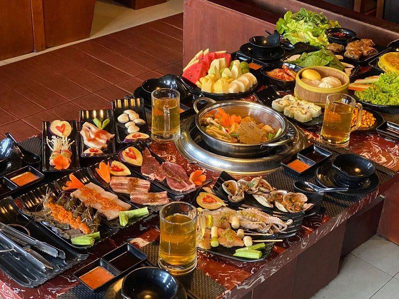 King BBQ thiên đường của các món ăn Hàn Quốc ở Đà Lạt
