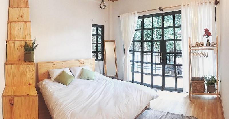 Phòng ngủ ở Chái Bơ