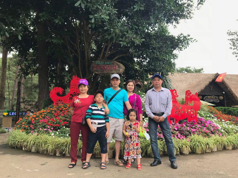 Tour du lịch Vũng Tàu Đà Lạt