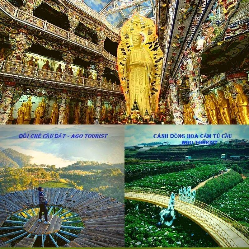 Tour Quy Nhơn Đà Lạt