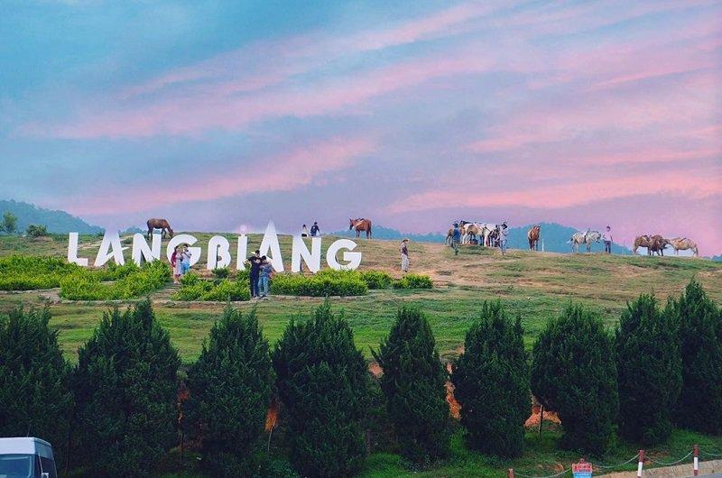LangBiang Đà Lạt