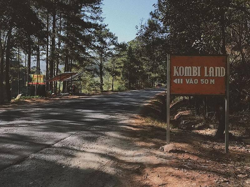 Địa chỉ Kombi Land Đà Lạt