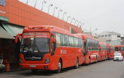 Nhà xe Phương Trang từ Đà Lạt đi Nha Trang