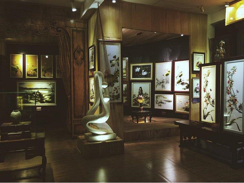 XQ sử quán tại Đà Lạt