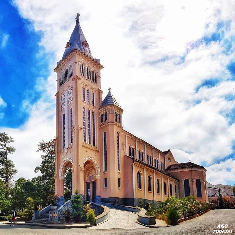 History of Dalat Cathedral's formation