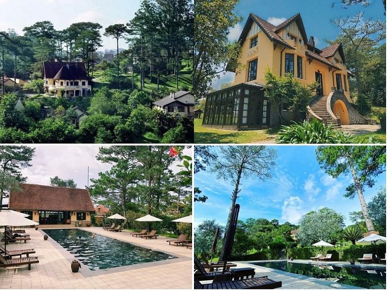 Khách sạn 5 sao Đà Lạt view hồ Xuân Hương