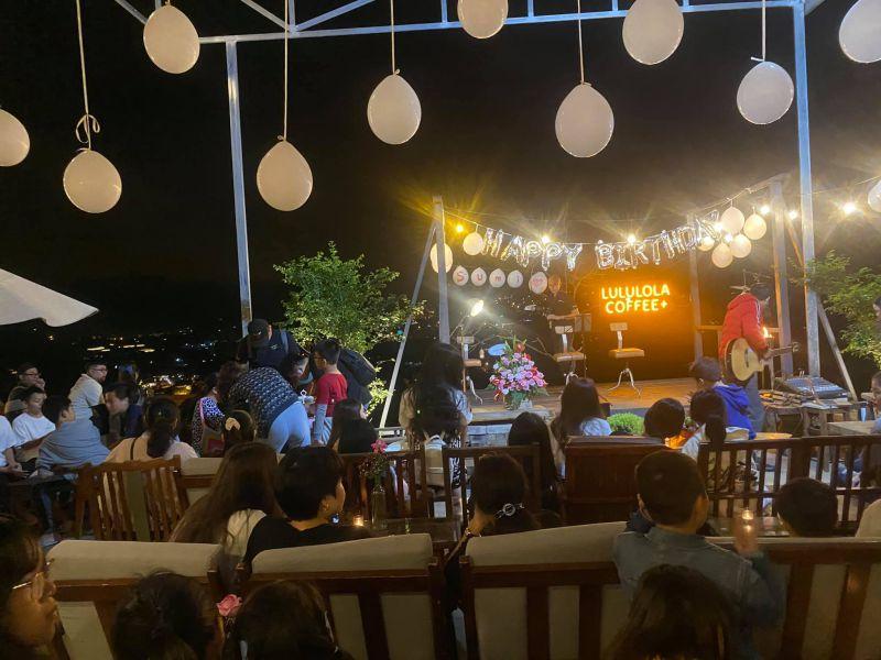cafe Lululola Đà Lạt những đêm nhạc