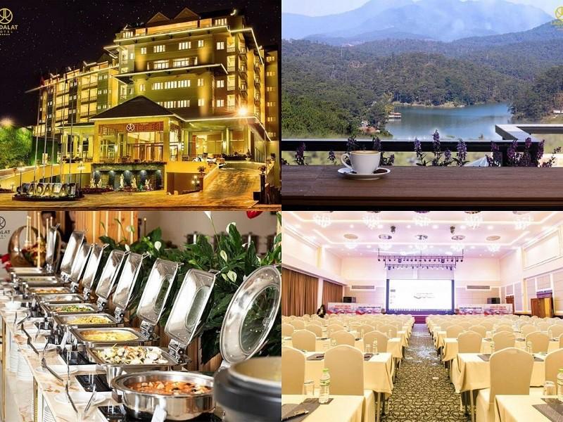 Khách sạn 5 sao ở Đà Lạt