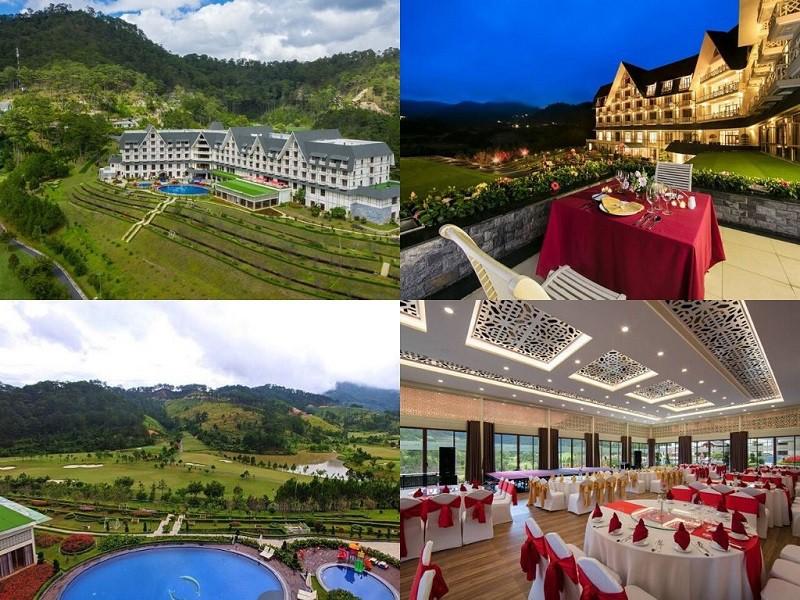 Khách sạn Đà Lạt 5 sao có hồ bơi