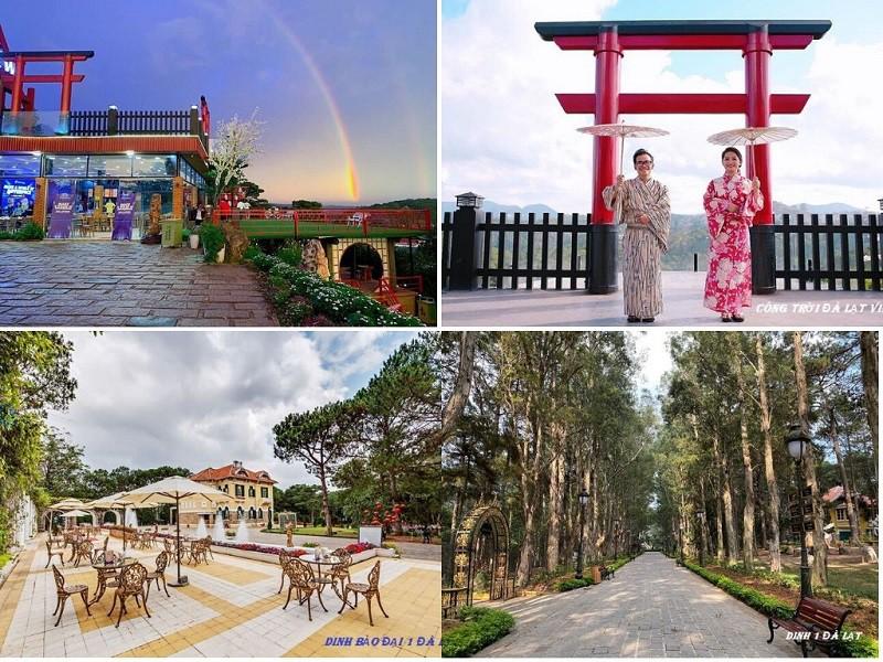 Tour du lịch Vinh Nghệ An Đà Lạt